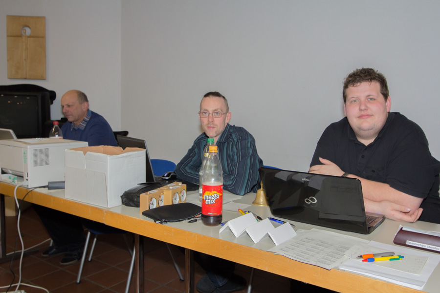 Josef, Roman und Simon