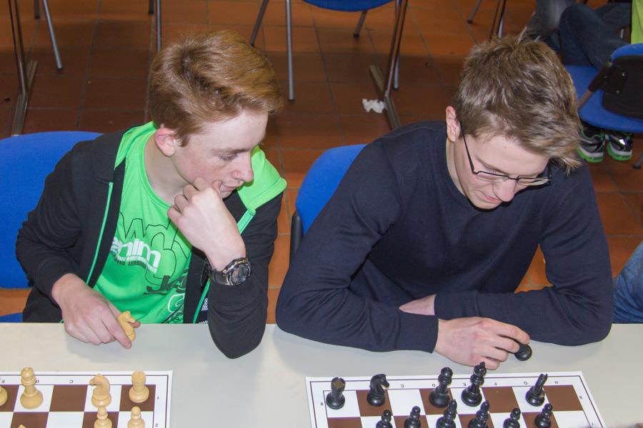 Tandem: Schindler/Vinogradov (3. Platz)