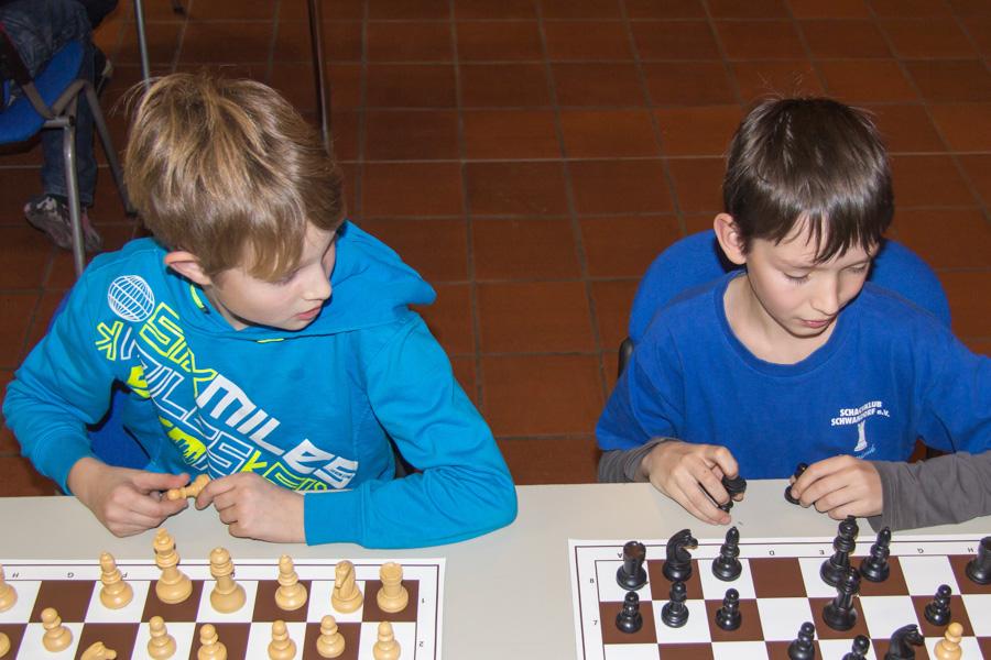 Tandem: Helbling/Mandl (20. Platz)