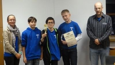 3. Platz: SK Schwandorf