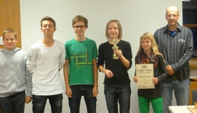 1. Platz: Regensburger Turnerschaft