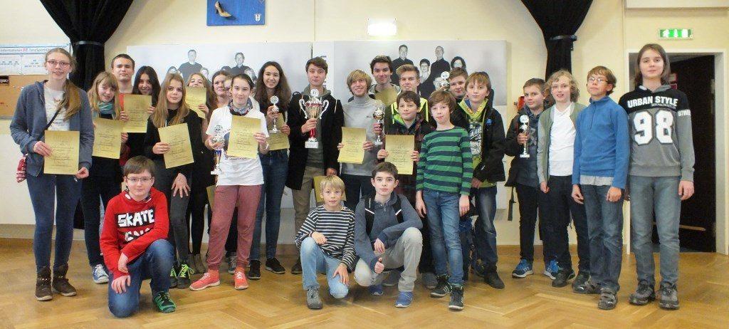 Beste Schule wurde das Altdorfer-Gymnasium Regensburg